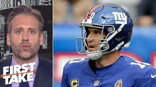 Giants' win vs. 49ers 'meaningless' - Max Kellerman | First Take