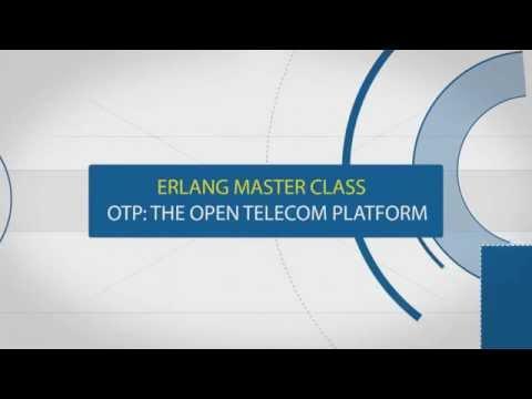 Erlang Master Class 3: Video 1 - Client Servers