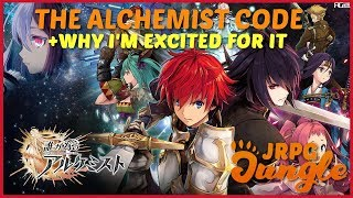Why I'm Excited for The Alchemist Code