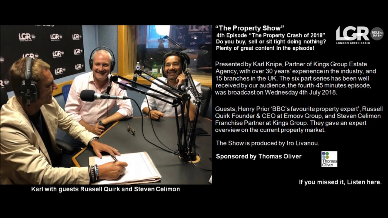 The Property Show on LGR - Episode 4 | Kings Group Estate and