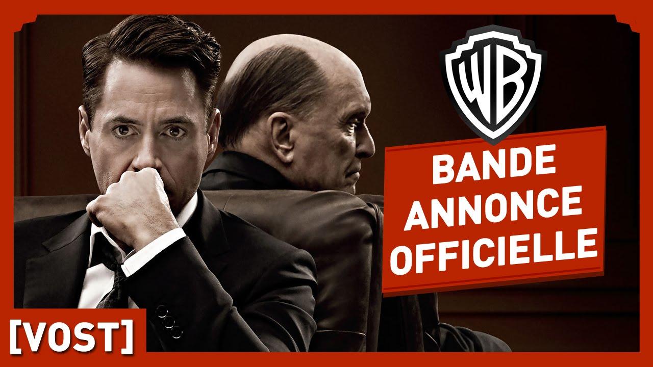 Le Juge - Bande Annonce Officielle (VOST) - Robert Downey Jr / Robert Duvall