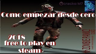 zombie panic source gameplay español 2017