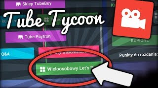WSZYSTKO ODBLOKOWANE! - TUBE TYCOON #18