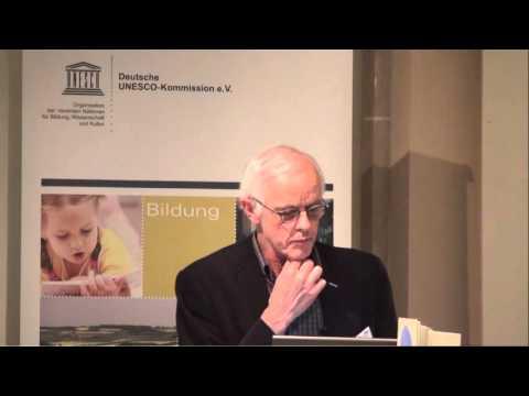 Vortrag von Prof. Fred Mulder beim UNSECO Chair Meeting am 8.10.2015 in Aachen