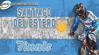 2015: Santiago del Estero Live - Main Event