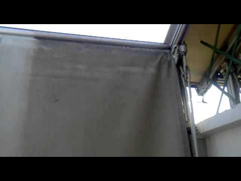 Tende Per Esterni In Pvc : Riparazione tende da esterno in pvc youtube