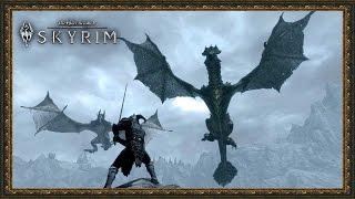 TES 5: Skyrim - Легендарный Дракон