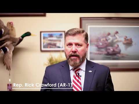 #FarmBillFriday: Rep. Rick Crawford (AR-1)