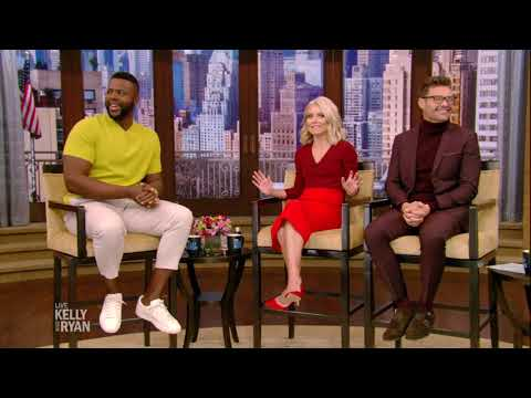 "Winston Duke On Auditioning For ""Black Panther"""