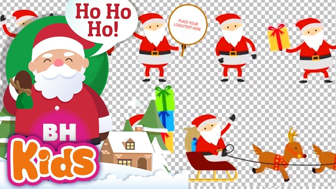 NHẠC THIẾU NHI MỪNG GIÁNG SINH ♫ Jingle Bell ♫ Ông Già Noel Phát Quà