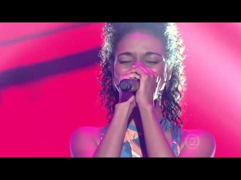 Cris Silva canta 'If I Ain't Got You' no 'The Voice Brasil - Audições | 4ª Temporada