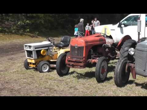 2017 Bernardston Gas Engine Show