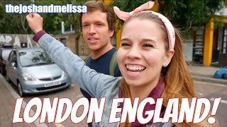 Visiting London ENGLAND for the First Time!