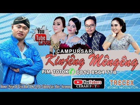 Live Streaming - CAMPURSARI KINJENG MENGENG   TRECEX AUDIO   LIVE PASAR REBO [MALAM]