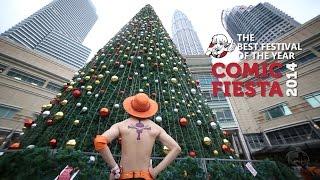 Comic Fiesta 2014 Cosplay Highlight