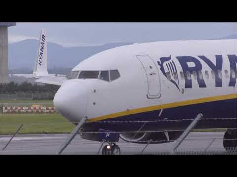 IMPRESSIVE SUPER CLOSE DEPARTURE EASYJET AND RYANAIR. 13/8/2020 from YouTube · Duration:  4 minutes 25 seconds