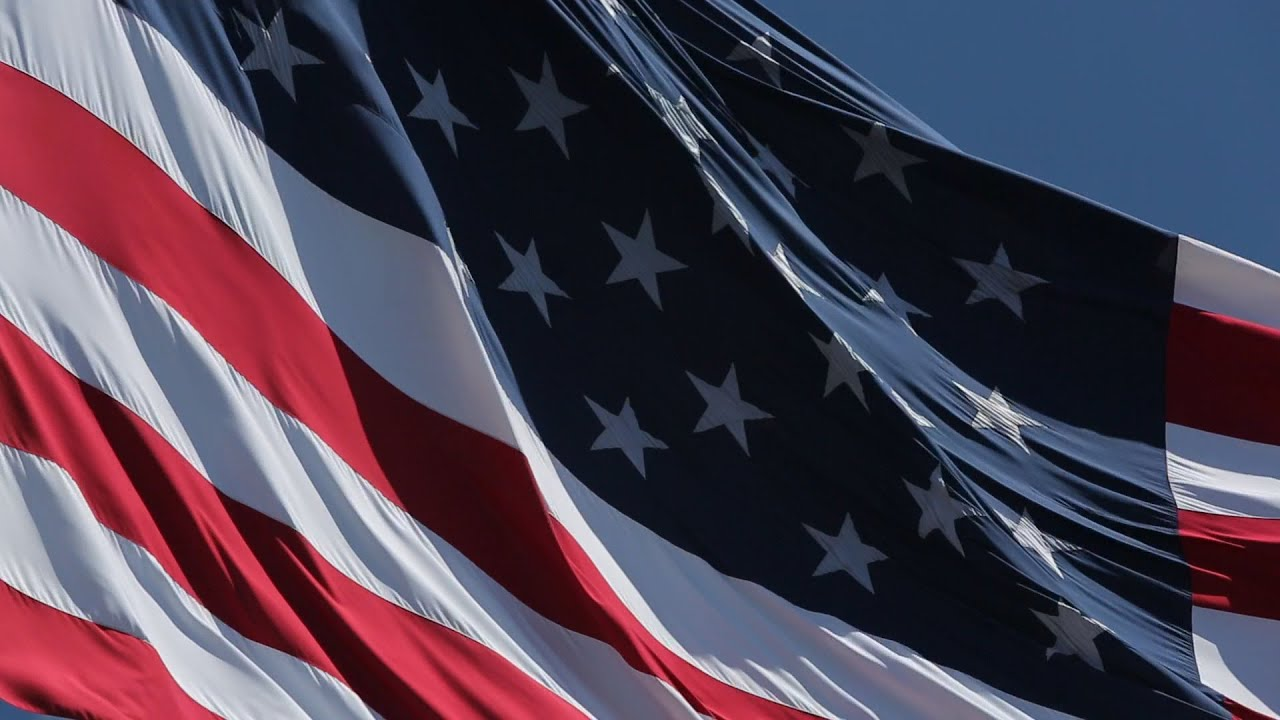 American flag facts, etiquette and history
