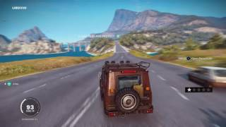 Gambar cover Epic just cause 3 car chase
