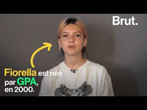 Fiorella est née par GPA, elle raconte