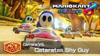 MARIO KART 8 DELUXE: ¡LA GUERRA DE LOS SHY GUY! | Nintendo Switch