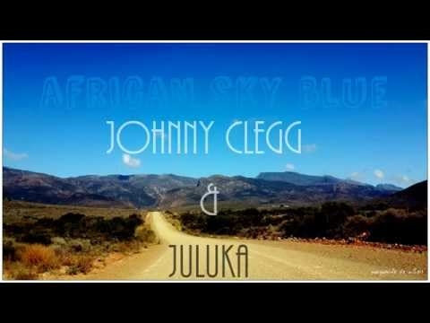 African Sky Blue - Johnny Clegg (Lyrics)