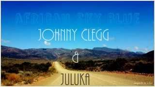 African Sky Blue - Johnny Clegg (Lyrics)