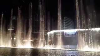 Dubai Fountain - best show