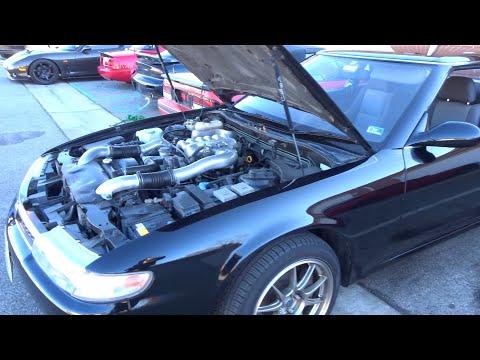RARE Mazda Eunos 20B Cosmo Baseline Dyno