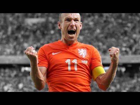 ᴴᴰ Arjen Robben • The Netherlands • My Story (2003-2017)