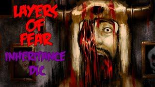 Layers of Fear: Inheritance DLC - Full Playthrough (Indie horror gameplay / walkthrough)