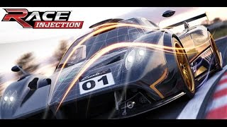 Race 07 / Injection / GTR Evolution - Gameplay w/Fanatec GT2 Wheel