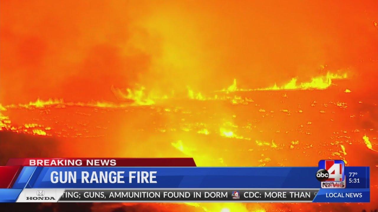 Gun Range Fire 5:30 Update