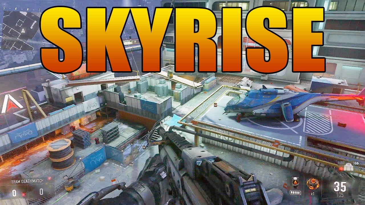 HIGHRISE IS BACK! Advanced Warfare