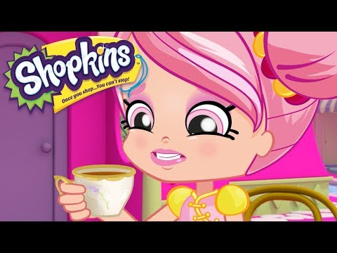 SHOPKINS - NEW SHOPKINS EPISODES COMPILATION | Cartoons For