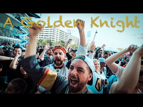 A Golden Knight (and Day)