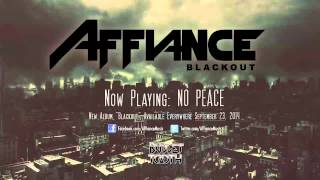 Watch Affiance No Peace video