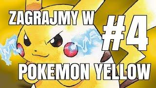 Zagrajmy z Kushim - Pokemon Yellow (odc. #4 - droga do Góry Księżycowej)