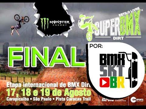 Caracas trail Super BMX Monster Energy Final