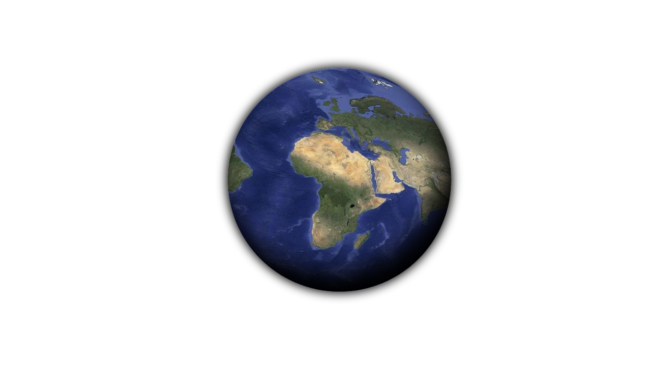 How To Make Rotating Earth using CSS