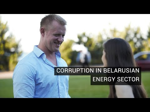 Stanislau Ivashkevich on Corruption in Belarusian Energy Sec