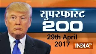 Superfast 200 | 29th April, 2017, 07:30 PM ( Part 2 ) - India TV