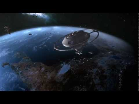 Star Trek vs BSG HD