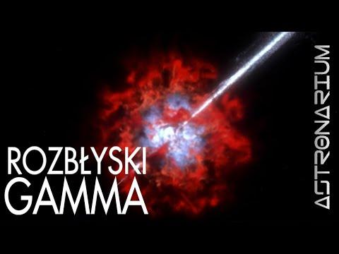 Rozbłyski gamma - Astronarium odc. 14