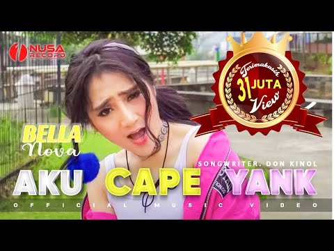 Bella Nafa - Aku Cape Yank (Official Music Video) #DangdutViral #DangdutReggae #EDMDdut #NewEntry