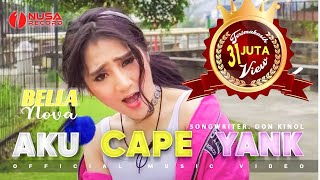 Download lagu Bella Nafa - Aku Cape Yank (Official Music Video)