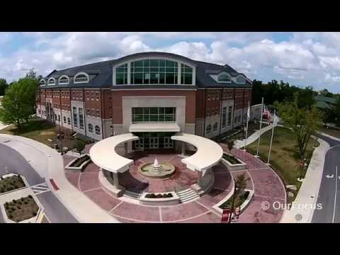 SIU Carbondale:  a quick fly-through