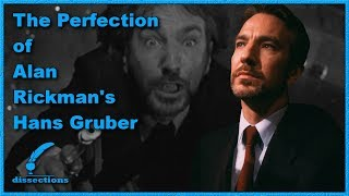 Why Alan Rickman's Hans Gruber is So Iconic - The DIE HARD Dissection, Part 5