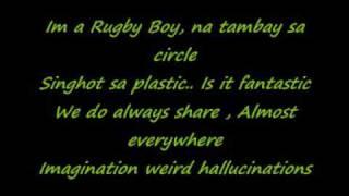 rugby boy (karaoke)