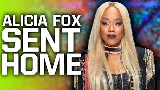 Alicia Fox Reportedly Sent Home Over WWE SummerSlam 2019 Weekend