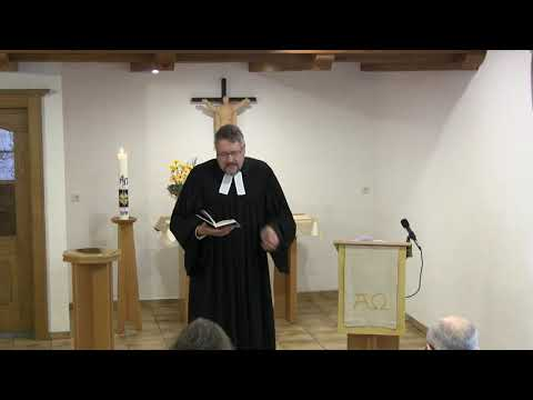 Luthers kleiner Katechismus - Abendmahl (1) from YouTube · Duration:  13 minutes 42 seconds